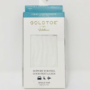 Gold Toe Wellness Firm Support Compression Socks